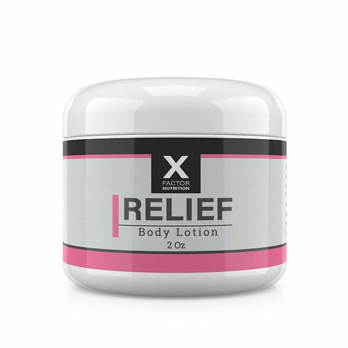 Relief CBD Body Lotion - 500 MG