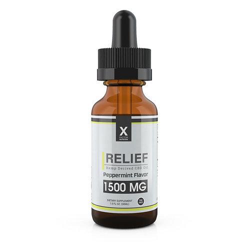 1500 MG - Relief CBD Oil