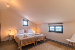 Twin or double room
