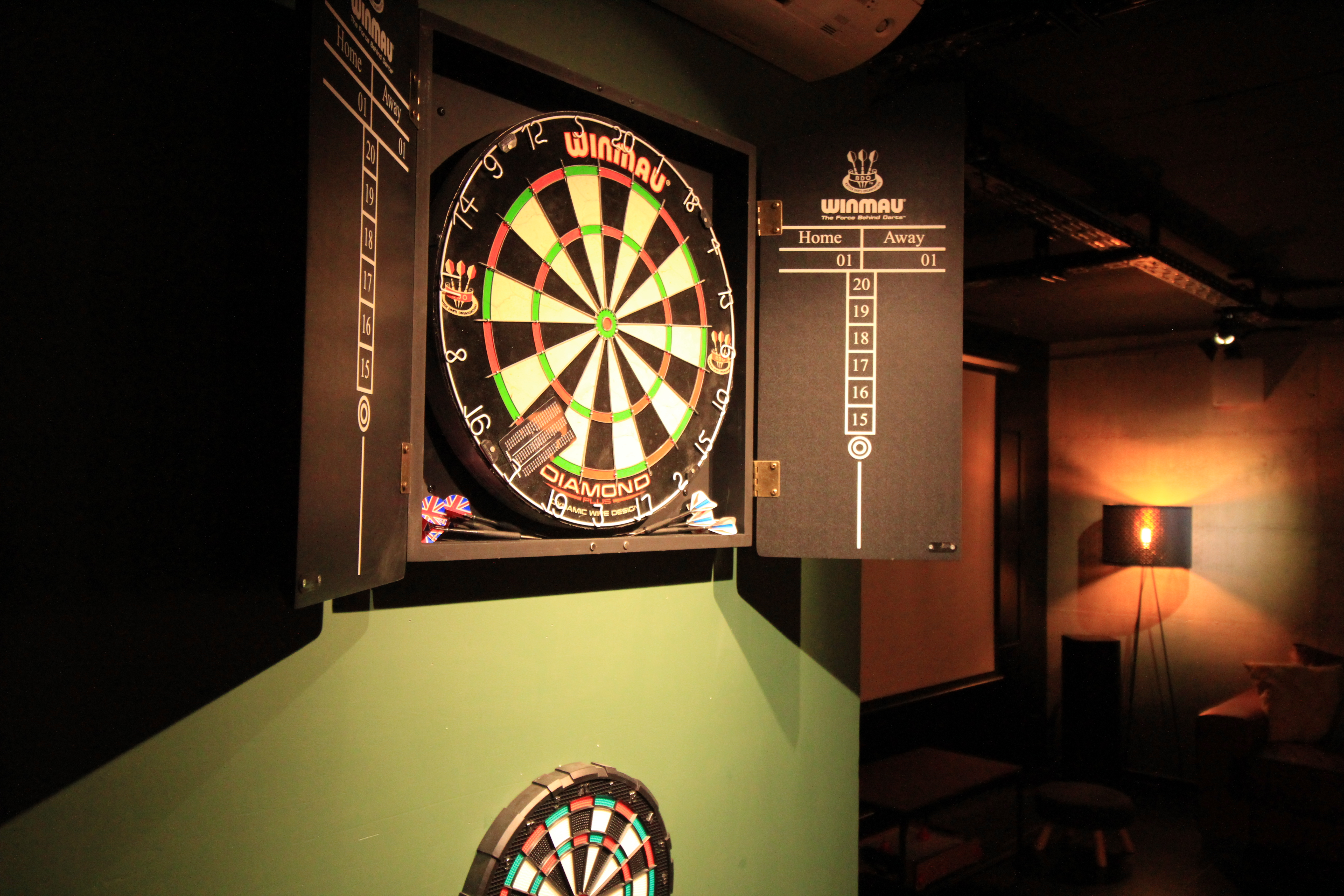 darts anyone? pikado villa2m