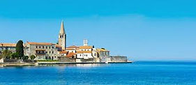 Porec a beautiful historic seaside location