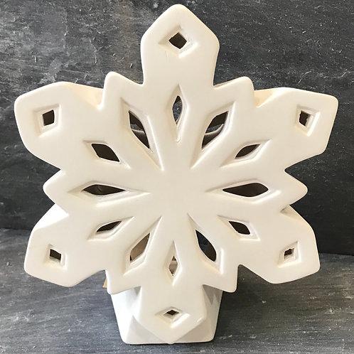 Snowflake lantern