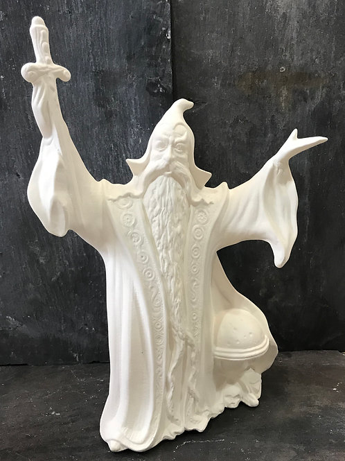 Large wizard