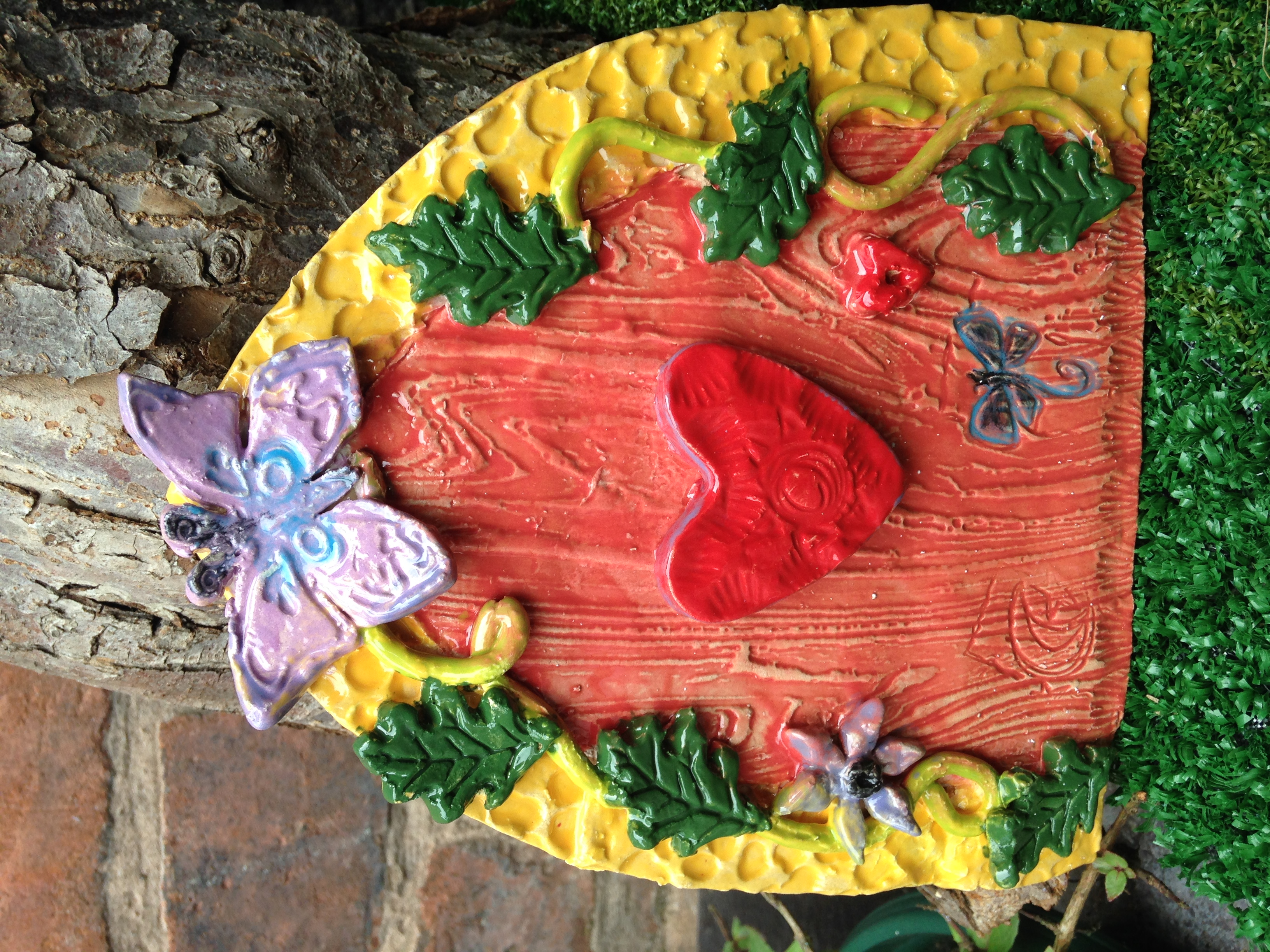 Clay Day Fairy Door