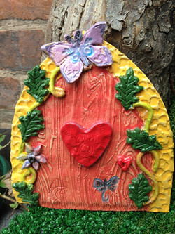 Clay Day Fairy Door