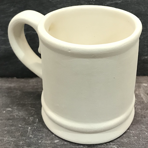 Tiny country mug