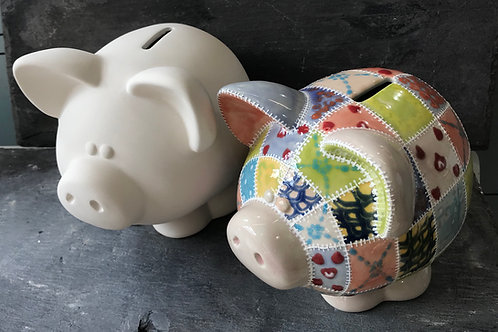 Large Piggy money bank