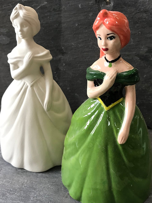 Princess money bank