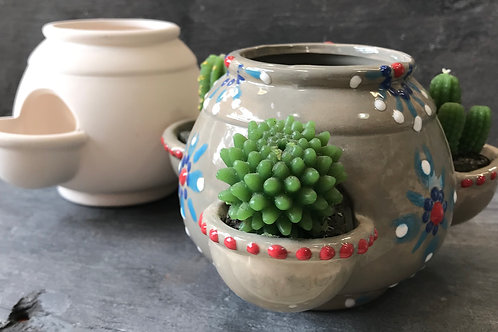 Mini herb planter