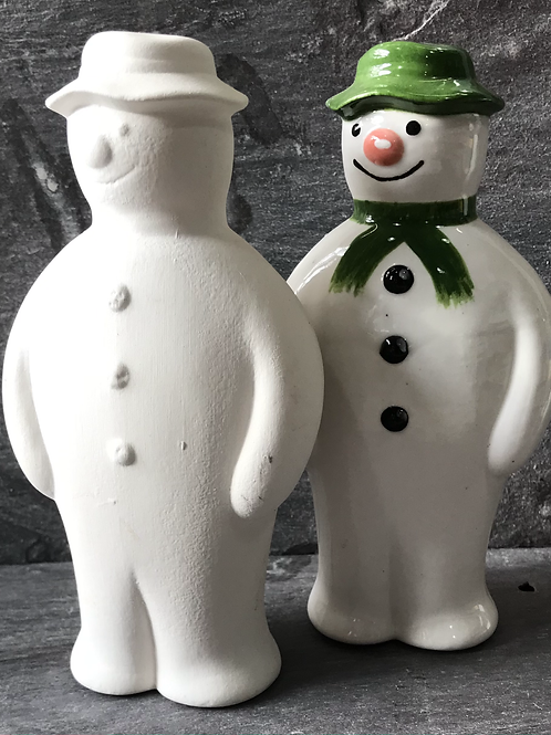 The Snowman ornament