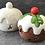 Thumbnail: Christmas Pudding votive