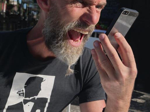 Beter sig din iPhone inte som du vill