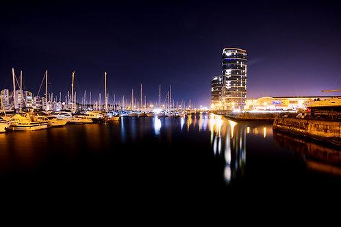 Harbour Photo Print