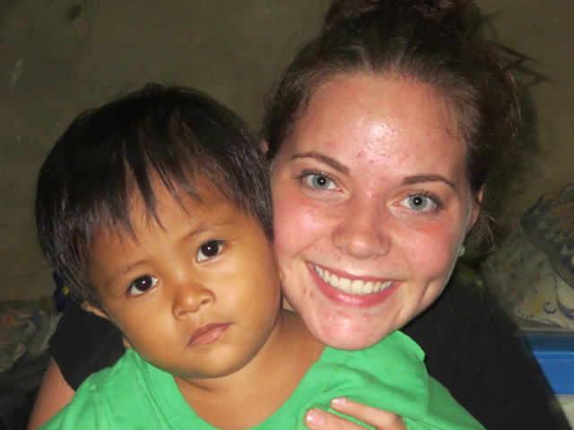 "Philippines Mission--Week 69--""Also, later on at night, I was washing my clothes outside, and I"