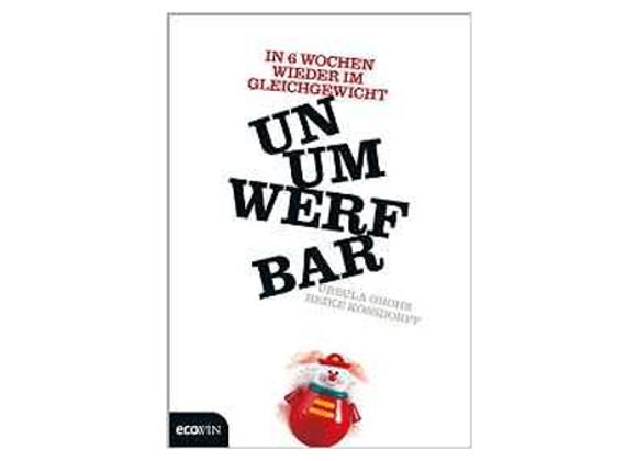 "Buch - ""Unumwerfbar"""