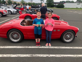 Cars & Crumpets - June 13, 2021
