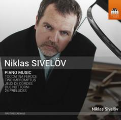 Niklas Sivelöv / Piano Music