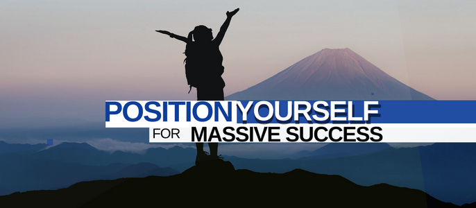 Position Yourself For Massive Success In 2021