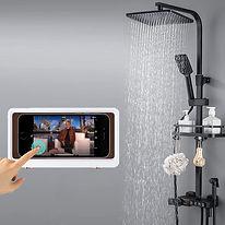 Bathroom Mobile Holder