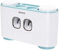 Ecoco Automatic Squeeze Toothpaste Set