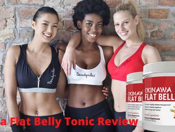 Okinawa flat belly tonic reviews USA 2021