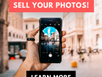 Earn by selling photos online USA 2021