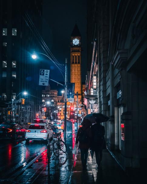 OLYMPUS CAMERAS - Toronto Campaign
