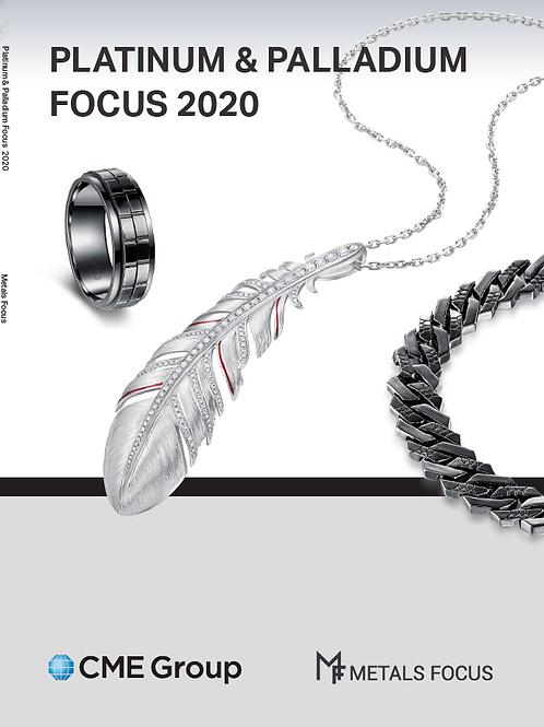 Annual Platinum & Palladium Focus 2020