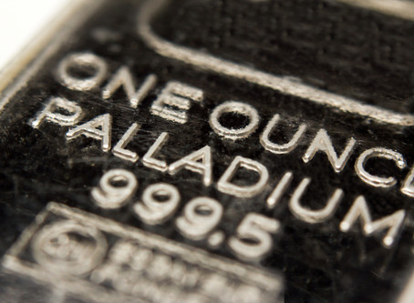 Metals Focus: 'Matter Of Time' Before Palladium Breaks, Consolidates Above $1,600/Oz - Kitco News