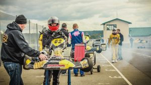 Looking to buy a kart to race?
