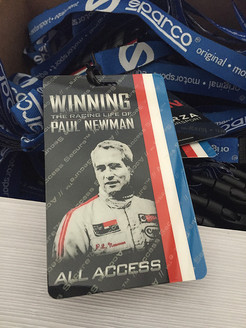 Movie Premier, The Racing Life of Paul Newman