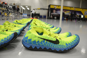 Nike Shoe Unveil