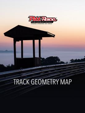 TRACK GEOMETRY MAP