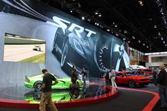 SRT Activation, Chicago Auto Show