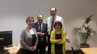 Meeting with Richard Harrington MP