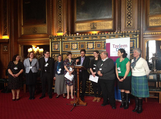 Press Release- Rabbis and Cantors Take a Stand (Tzelem UK launch)