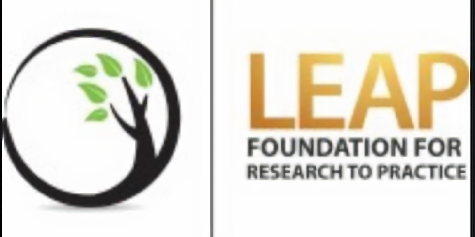 LEAP Online Training co-sponsored by MHOMF