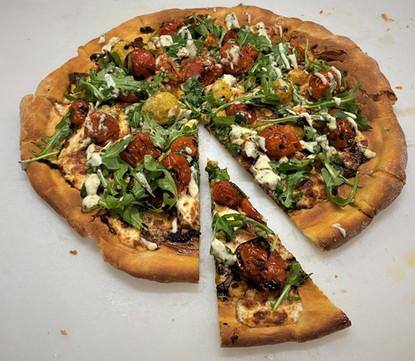 Chef Patrick's Margherita Pizza