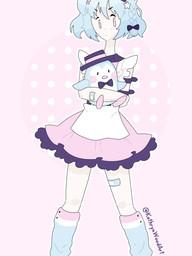 DTIYS - Maid Cafe Girl