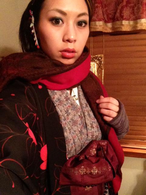 Geisya style