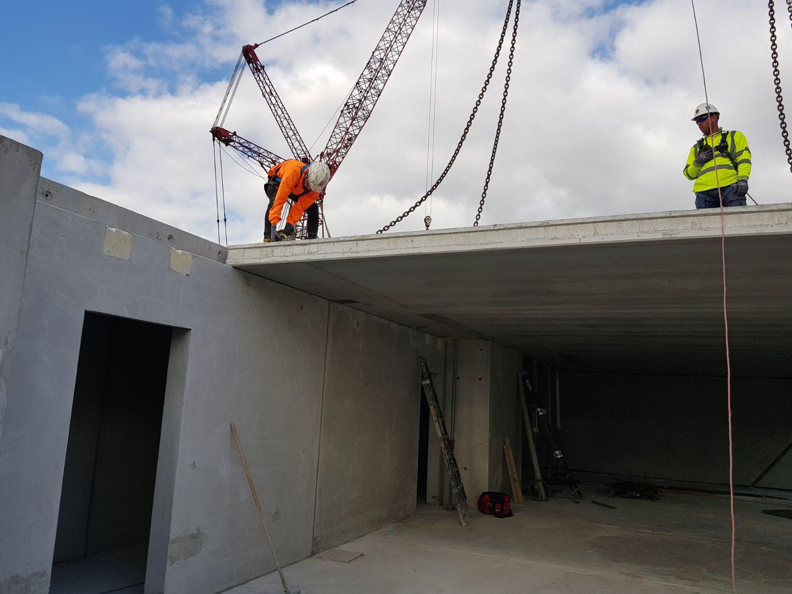 Labour supply, Construction