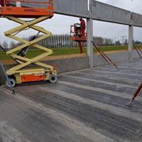 Concrete, Construction Holland