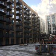 Royal Wharf, London Kebro Construction L