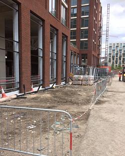 Construction,Labour supply,London