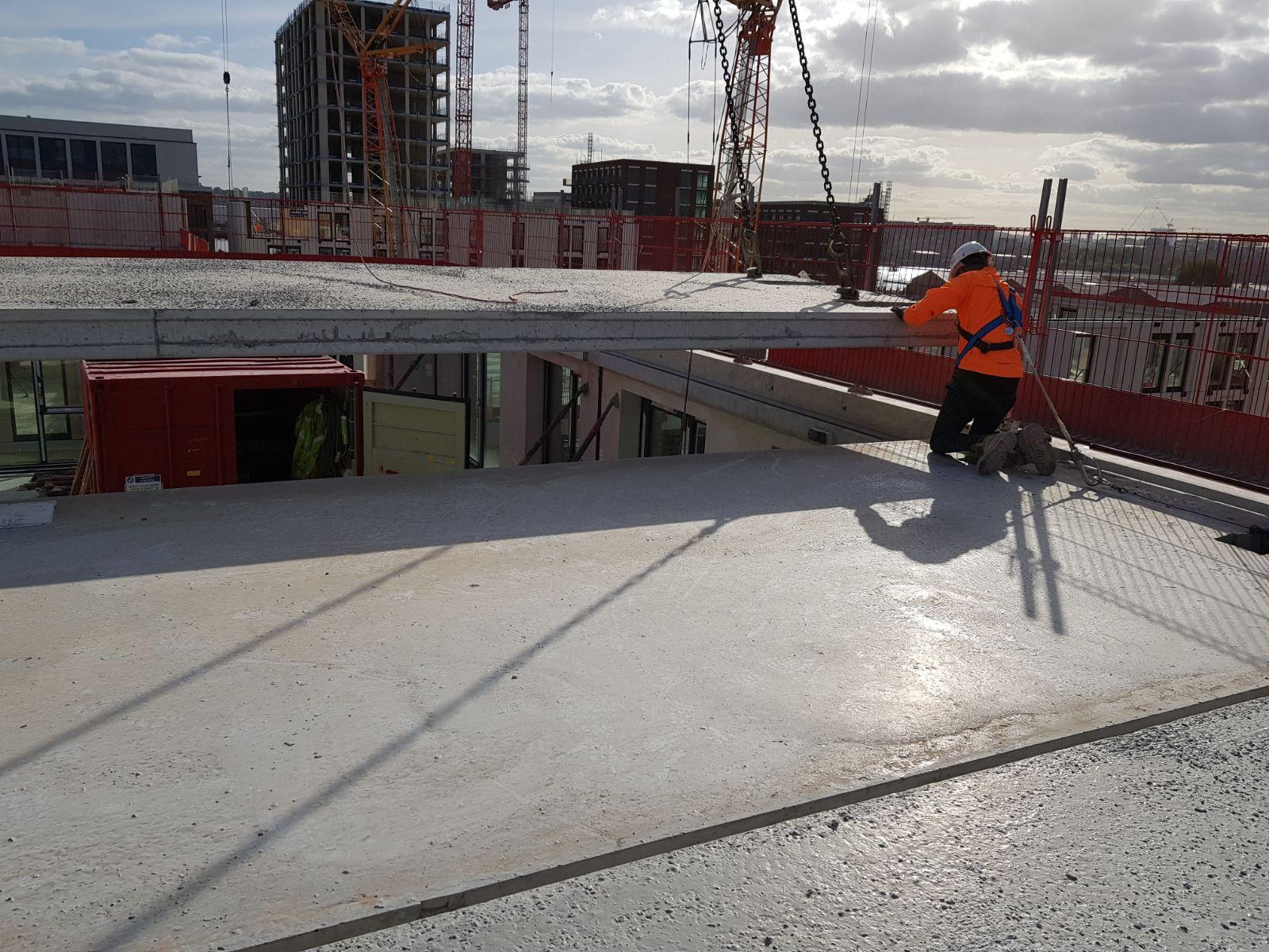 Labour supply, Civil Engineering