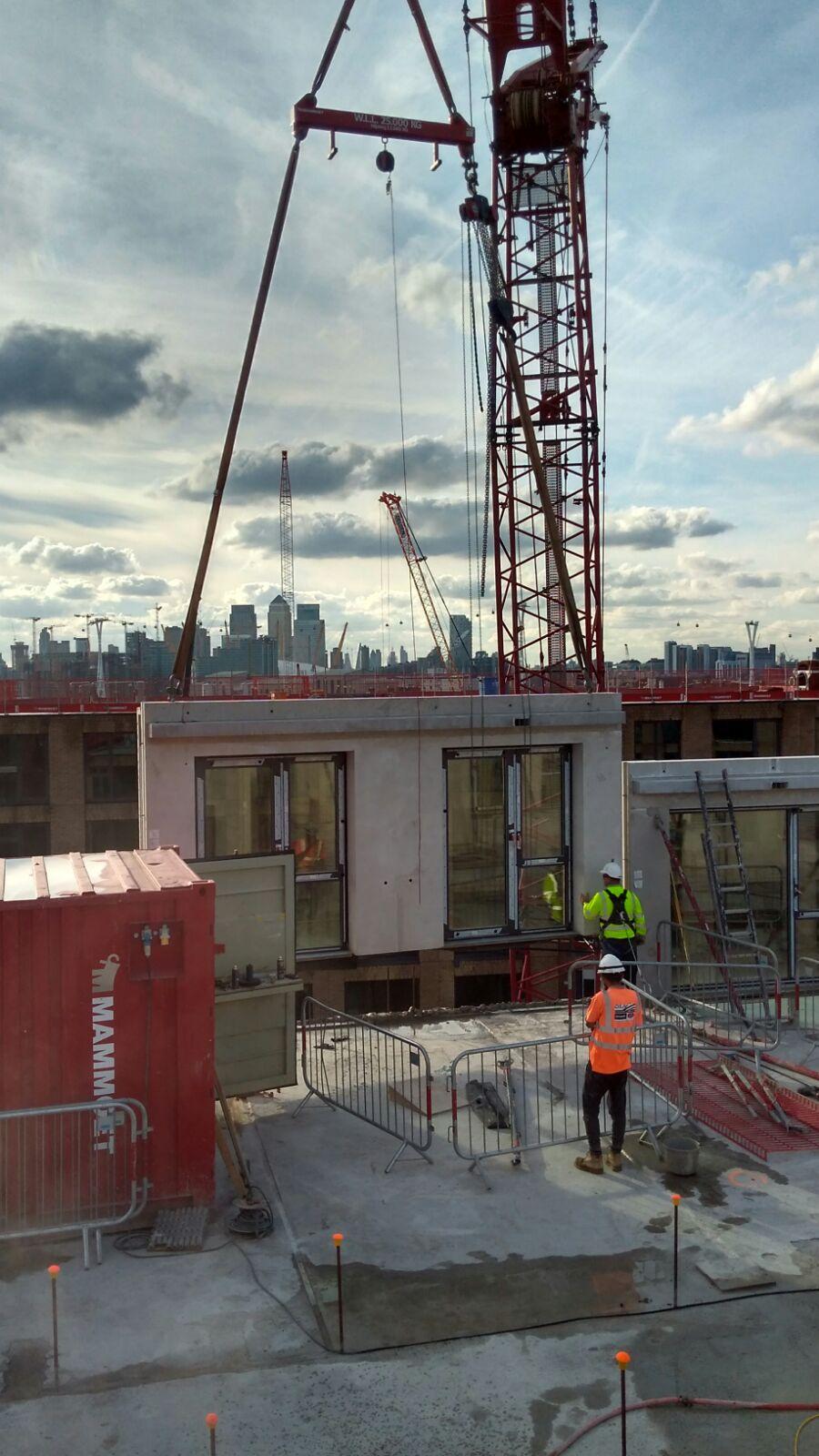 Construction, Labour supply