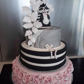 #cakedesign #weddingcake #customcakebyju