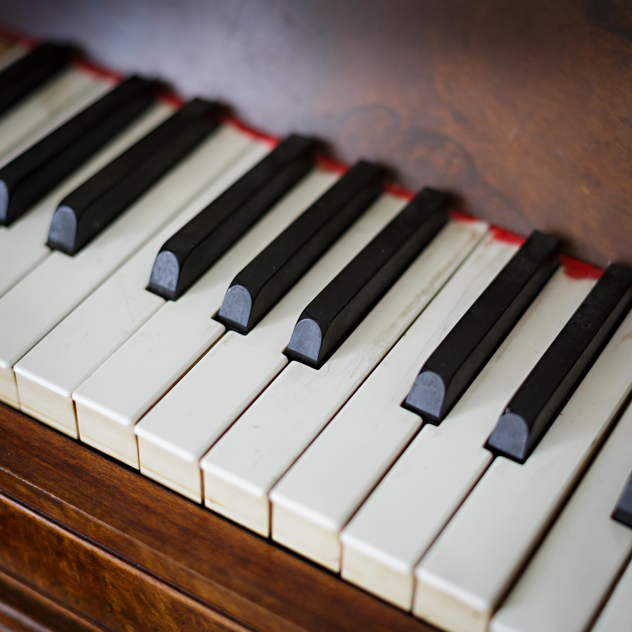 Piano Hallway