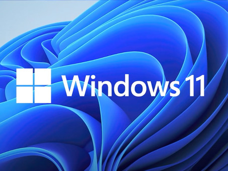 Microsoft Windows 11 is Here