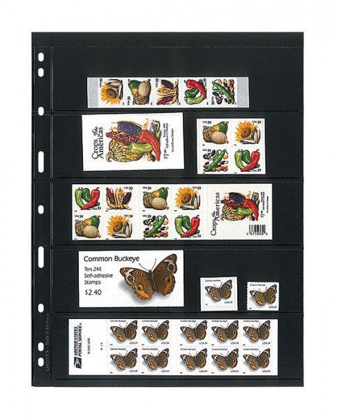 LINDNER UNIPLATE 5 Strips (5 Sheets)